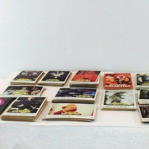 Other - Battlestar Galactica 1978 Topps Trading Cards Lot